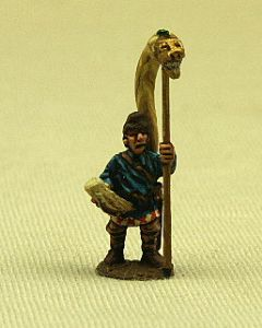 SXF16 Early-Mid Fyrdman Draco Standard Bearer